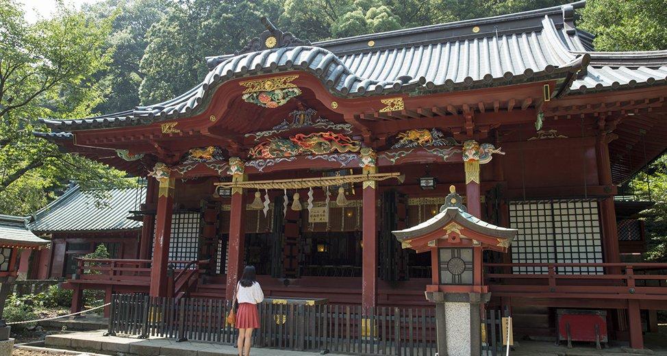 Izusan Shrine